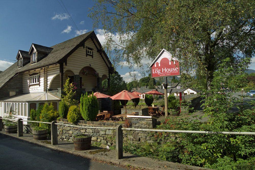 Log House Restaurant Ambleside – Lochs and Lakes
