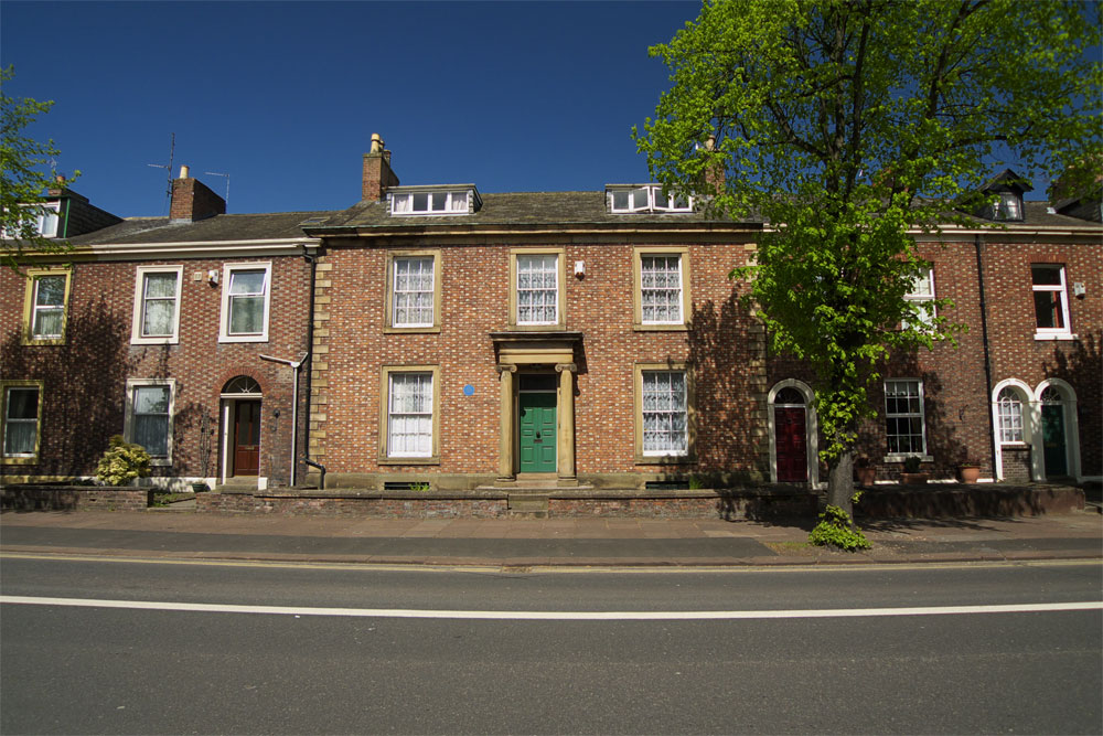 Bigger pictures cavendish house carlisle for The carlisle house