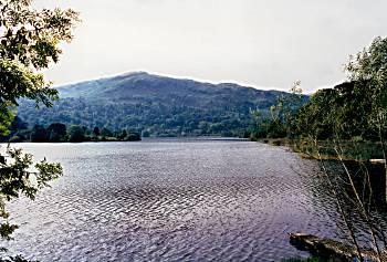 Grasmere in the Lake District Photogrpahs maps descriptions
