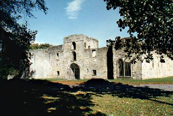 workington hall the castles of cumbria the history of